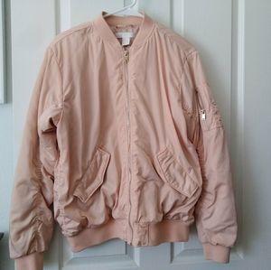 Pastel Pink H&M jacket